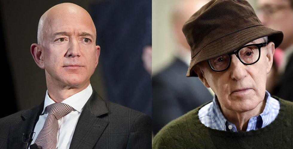 Woody Allen stämmer Amazon för avbrutet filmavtal