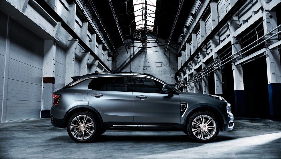 Breakit - Volvos ägare skapar nytt bilmärke - ihop med Ericsson och Alibaba