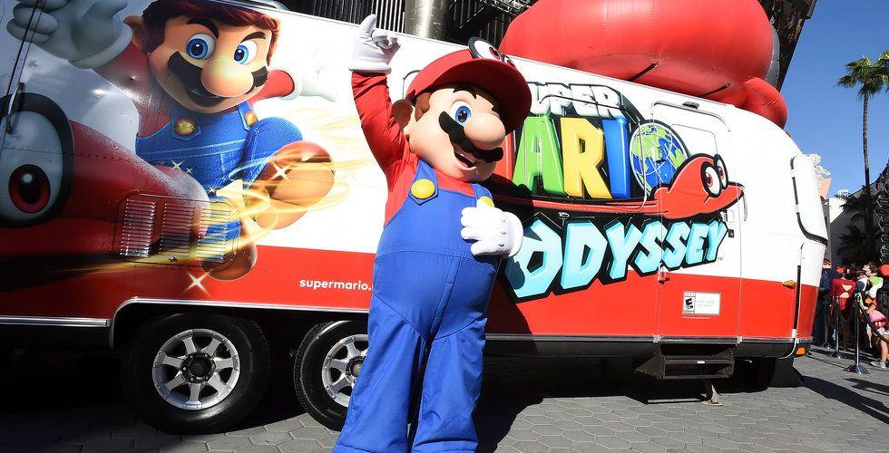 Nintendo bättre än väntat i fjärde kvartalet – får en ny vd