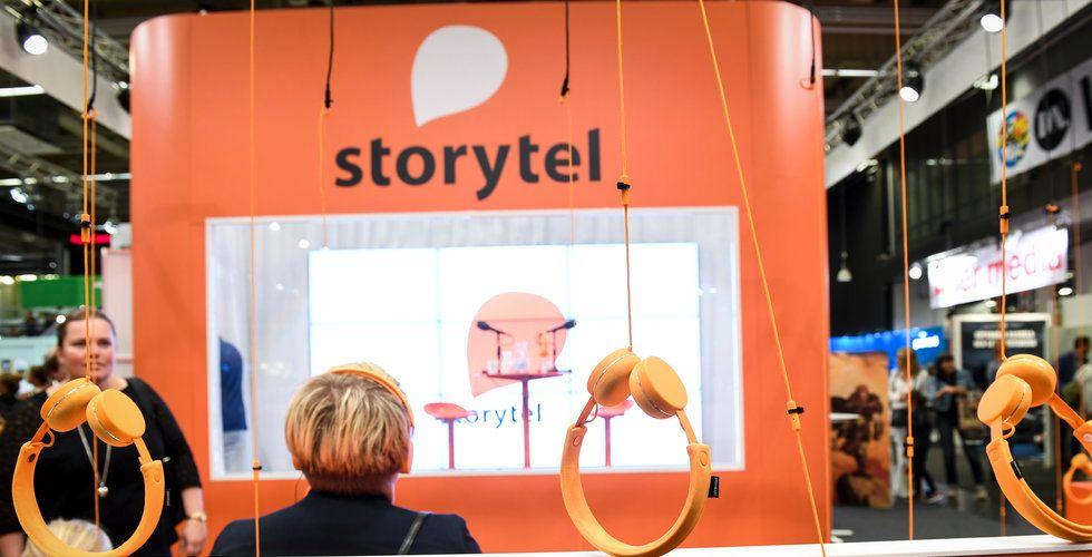 """Breakit - Han blir ny kommunikationschef för Storytel: """"En dröm för mig"""""""