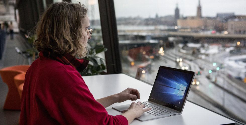 Breakit - Datorförsäljningen fortsätter sjunka – lägsta försäljningen på 10 år