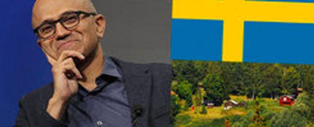 Breakit - Microsoft köper mark i Sverige – för en kvarts miljard