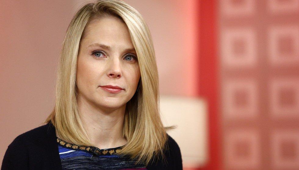 Breakit - Yahoos vd Marissa Mayer: Det går att jobba 130 timmar i veckan