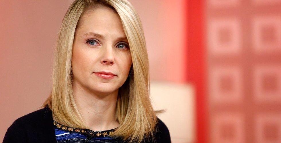 Yahoos vd Marissa Mayer: Det går att jobba 130 timmar i veckan