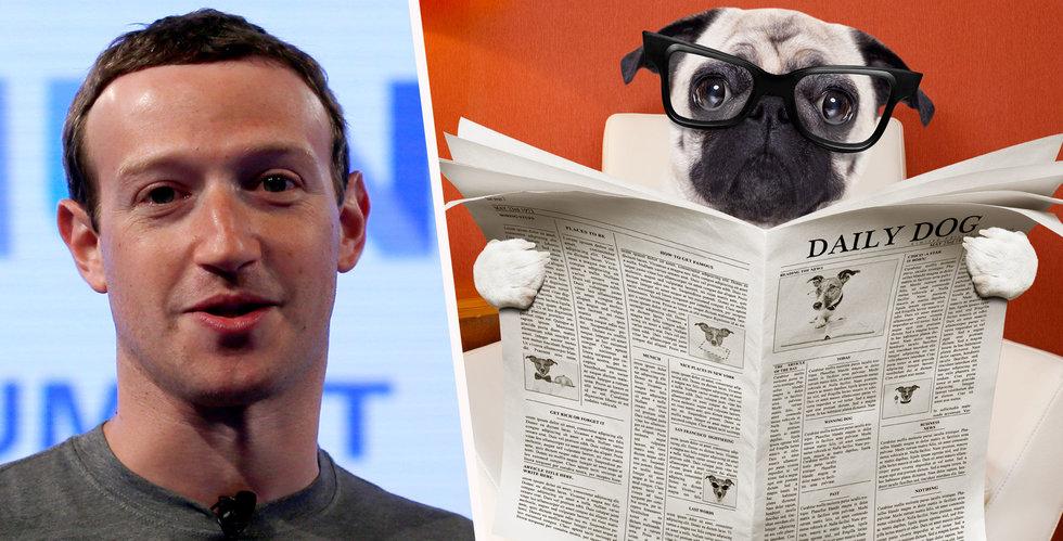 Breakit - Här är Facebooks senaste drag för att locka läsare till lokalpressen