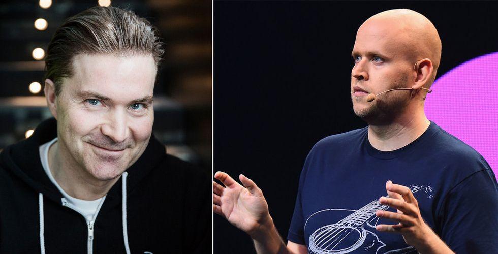 Spotify-grundarna donerar miljoner till coronatester