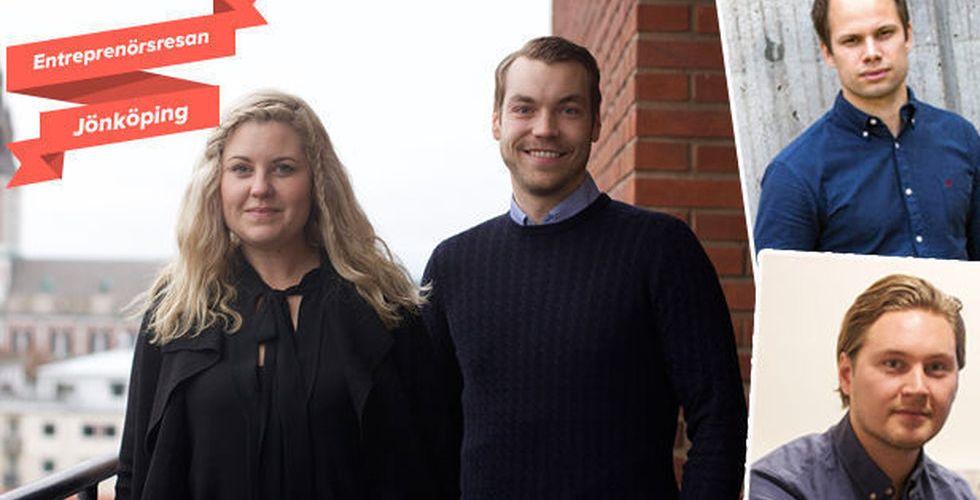 Här är 9 spännande bolag från Jönköpingsregionen att ha koll på