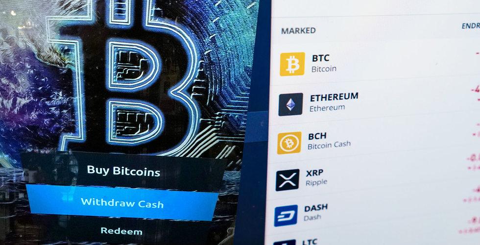 Nytt bakslag för bitcoin – viktig region skärper straffen