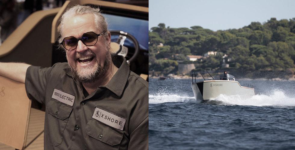 """Konrad Bergström: """"Xshore ska bli mycket, mycket, större än Zound"""""""