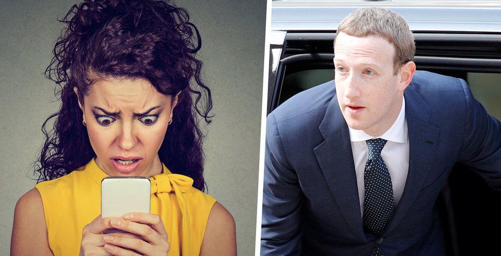 Facebook stämmer apptillverkare – skapade fejkade annonsklick