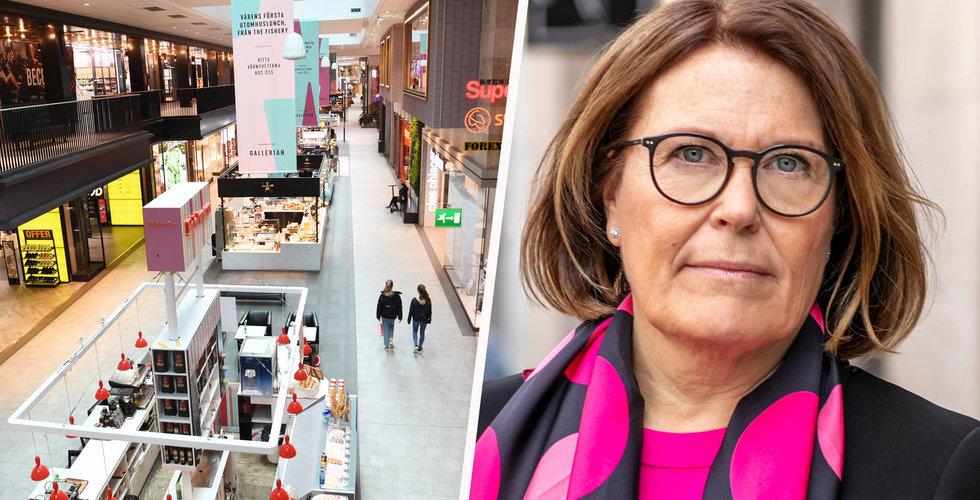 """Optimism bland butiker och e-handlare: """"Kämpat oförtrutet i över ett års tid"""""""