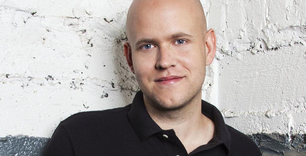 """Breakit - Daniel Ek: """"Spotify är en manifestation av drömmar"""""""