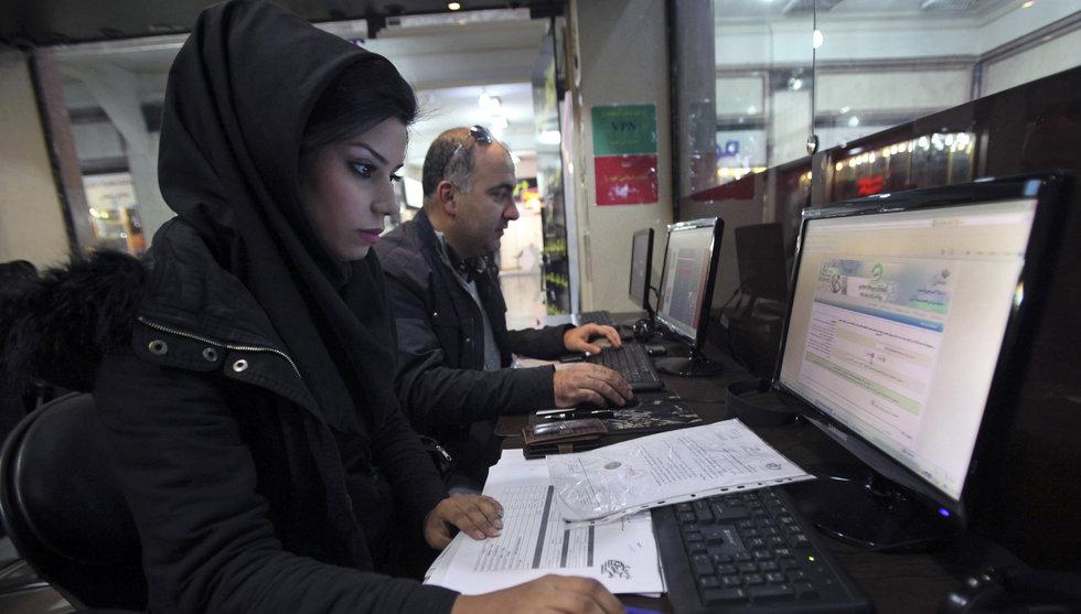 Efter Avito-succén: Dags för Iran