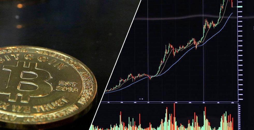 Bitcoin kan nå 100 000 dollar men rusningen inte hållbar