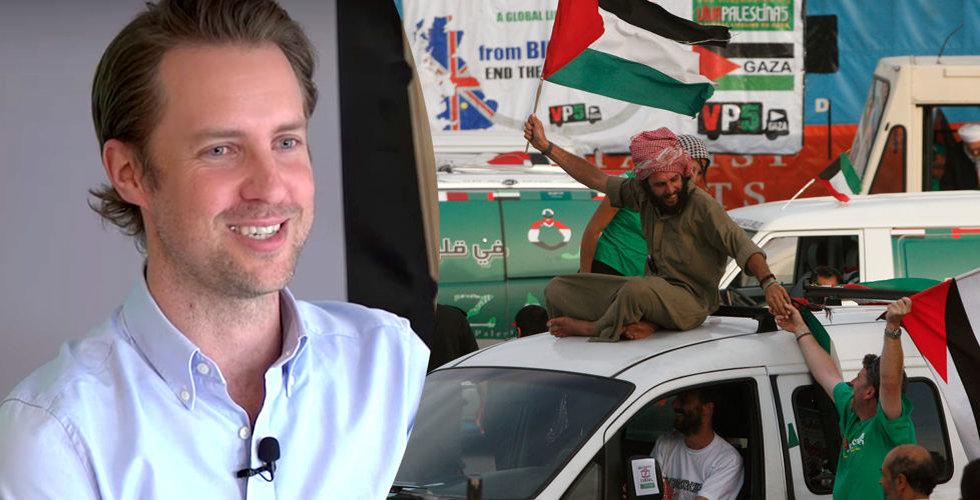 Taxiapptjänsten Careem lanseras i Gaza och Nablus