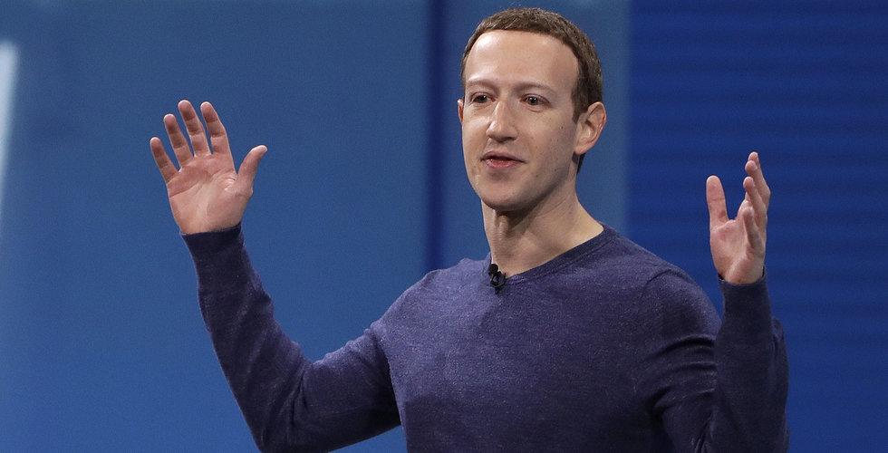 Efter skandalåret – Zuckerberg ska hålla öppna samtal om tech