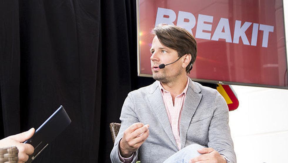 Breakit - Henrik Rosvalls Dreams vill göra det roligare att spara pengar