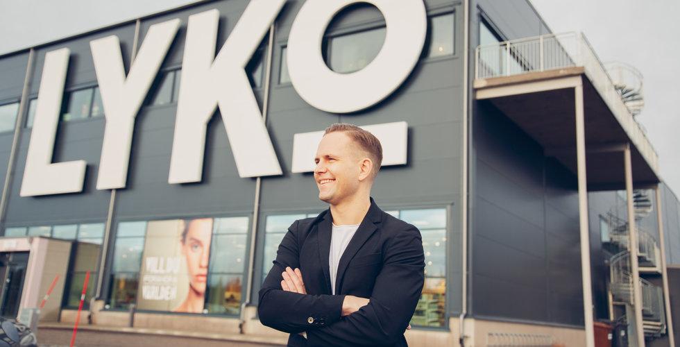 Lyko ökar omsättning och vinst – norska marknaden allt viktigare