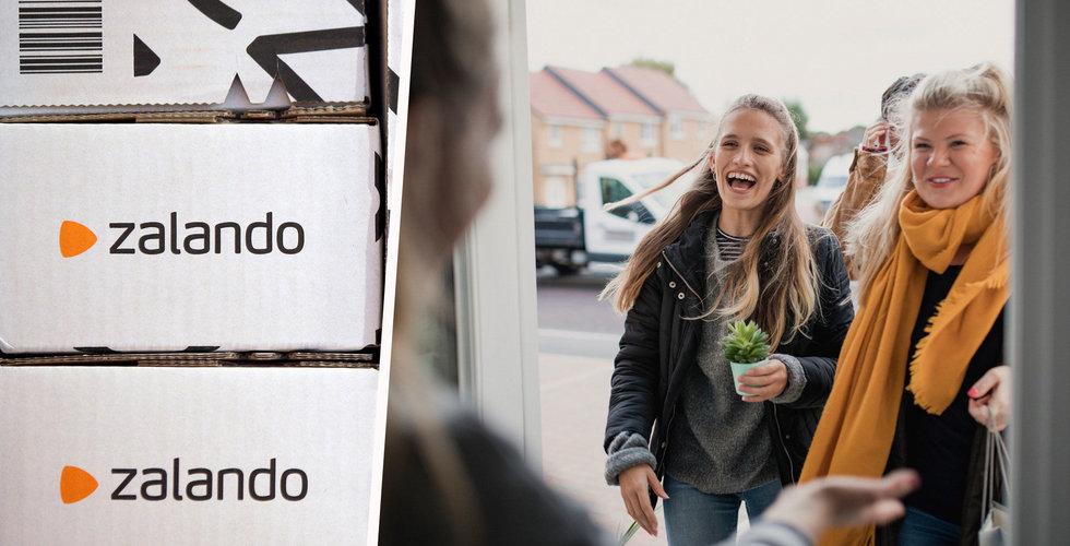 Zalando lät grannarna lämna ut paketen – och det blev succé