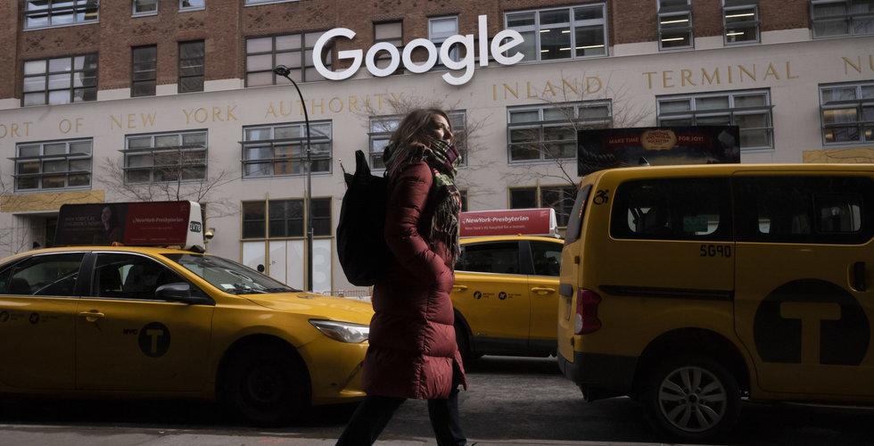 Google anklagas för att använda känslig användardata till riktade annonser