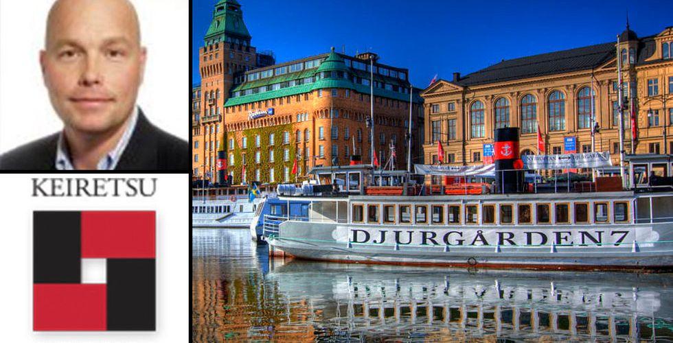 Världens största ängelnätverk ska börja leta startups i Stockholm