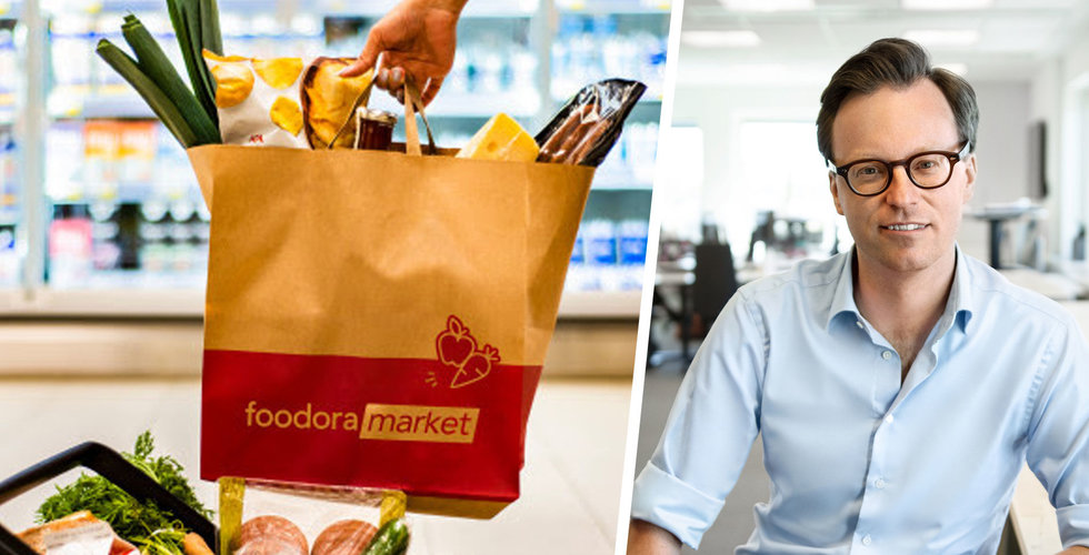 Foodora öppnar fysisk butik – ska kunna leverera inom 30 minuter