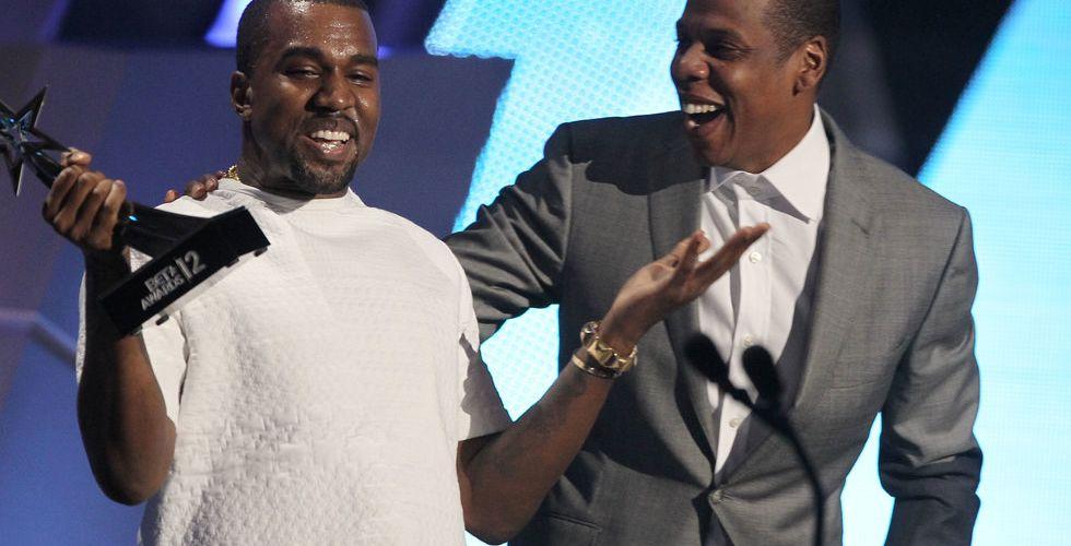 Tidal upp i topp på App Store – tack vare stjärnan Kanye West