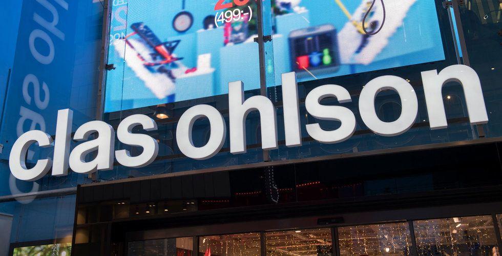 Breakit - Clas Ohlsons krav mot leverantörerna – sänk priset