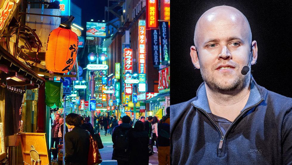 Spotify rekryterar för fullt inför hemlig och viktig Japan-lansering