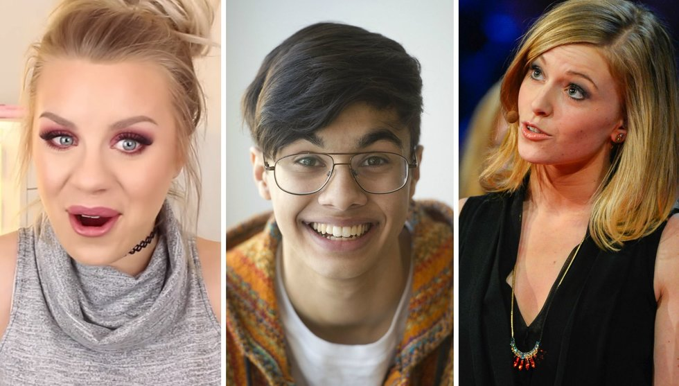 Breakit - TV4 försöker köpa över svenska Youtube-stjärnor för miljonbelopp