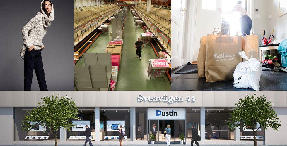 Breakit - Här är Sveriges 10 största e-handlare – åtminstone sett till antalet anställda