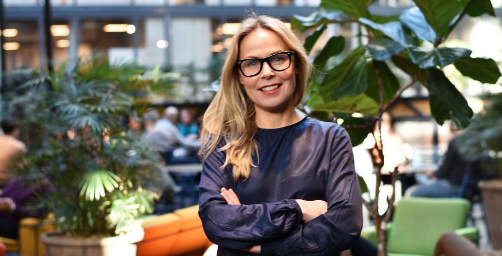 Lotta Carlsson ny chef på Epicenter