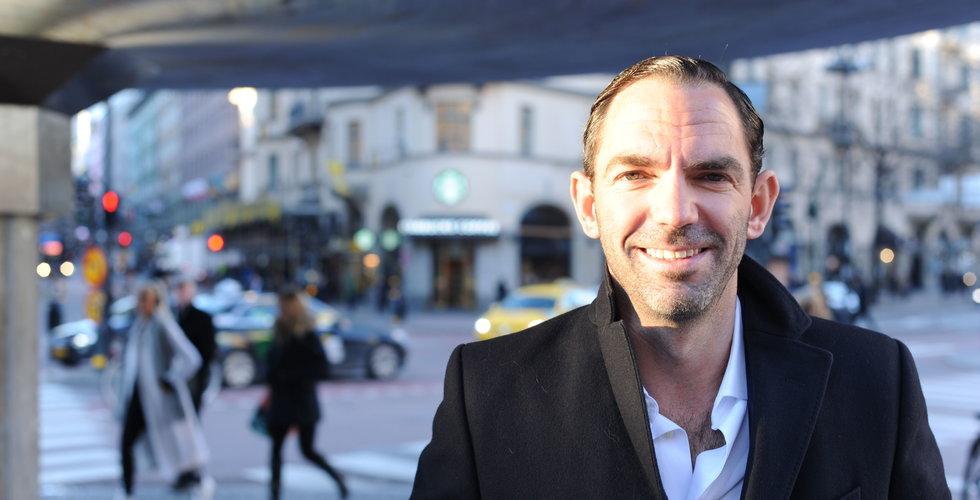 Breakit - Från entreprenör till investerare – nu ska Martin Wattin satsa miljarder på svenska startups via Inbox Capital