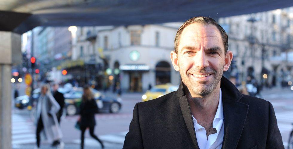 Från entreprenör till investerare – nu ska Martin Wattin satsa miljarder på svenska startups via Inbox Capital