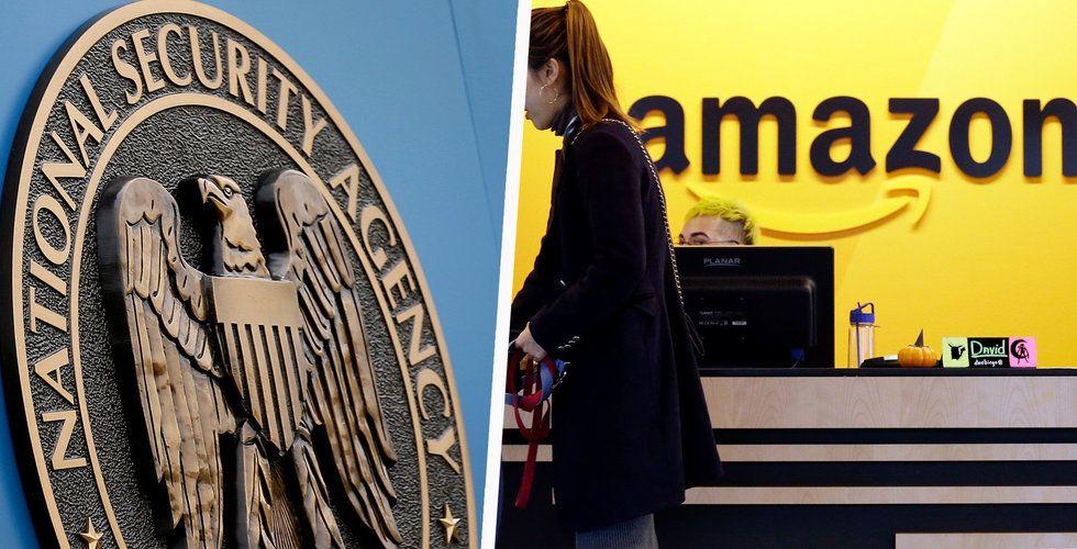 Breakit - Amazon lanserar molntjänst för amerikanska underätttelsetjänster