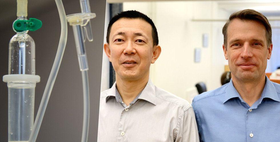 ScientificMed vill effektivisera cancerbehandlingar – backas av tunga investerare