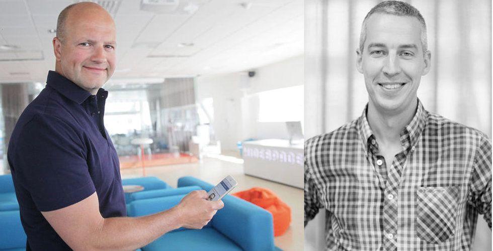 """Widespace sparkar tre toppchefer – """"Ett led i vår omorganisation"""""""