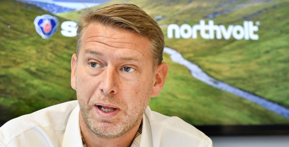 Siemens investerar i Northvolts batterifabrik