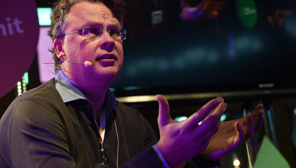 Breakit - Svensken bakom miljardbolaget – som revolutionerar musikindustrin