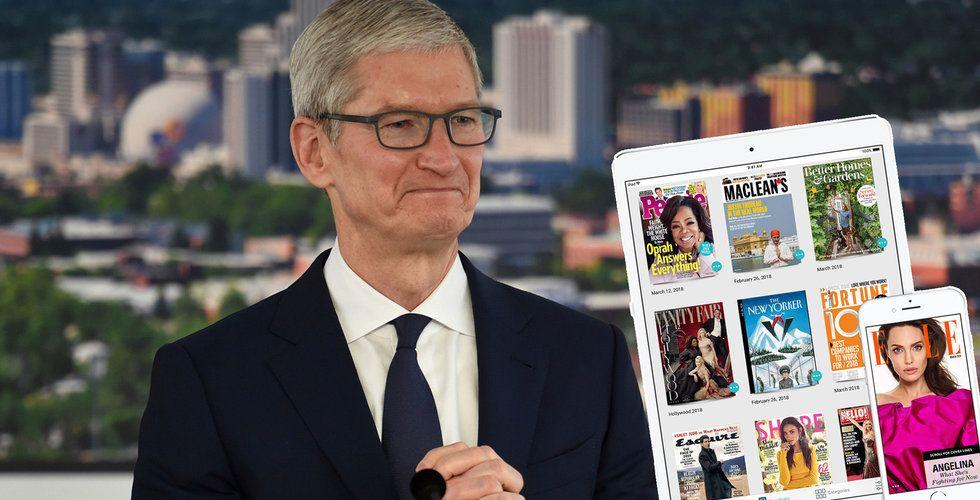 """Breakit - Apples """"Netflix för tidningar"""" har inte övertygat mediebolagen"""