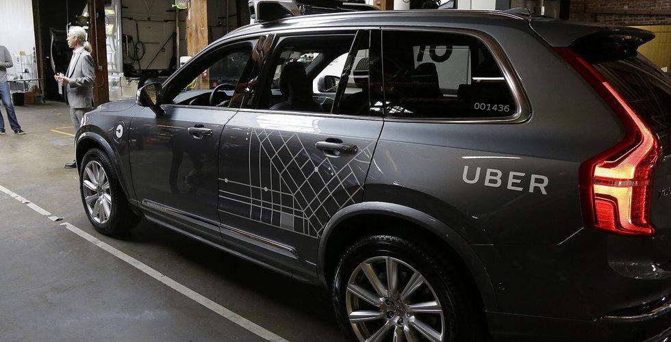 Breakit - Mycket snack om Uber – så går det svart på vitt för jätten