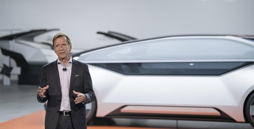 Volvo Cars och Baidu i samarbete kring självkörande taxibilar