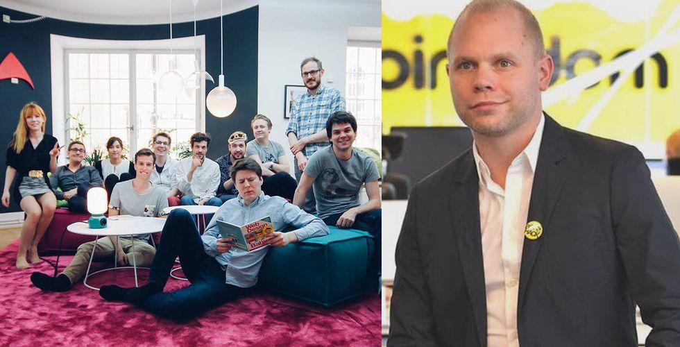 Sam Nurmi köper webbyrå till sin hemliga bokföringsstartup Dooer