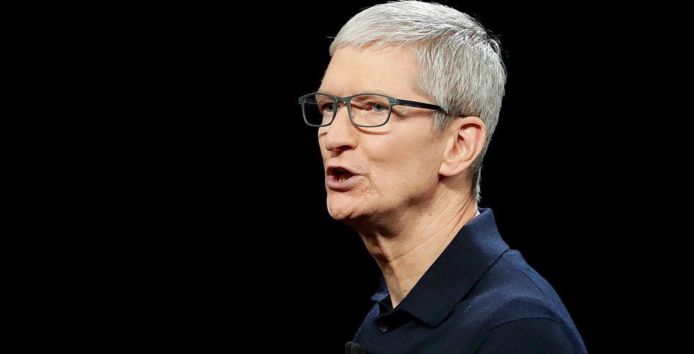 Analytiker: Apples vinst kan rasa på Kina-förbud