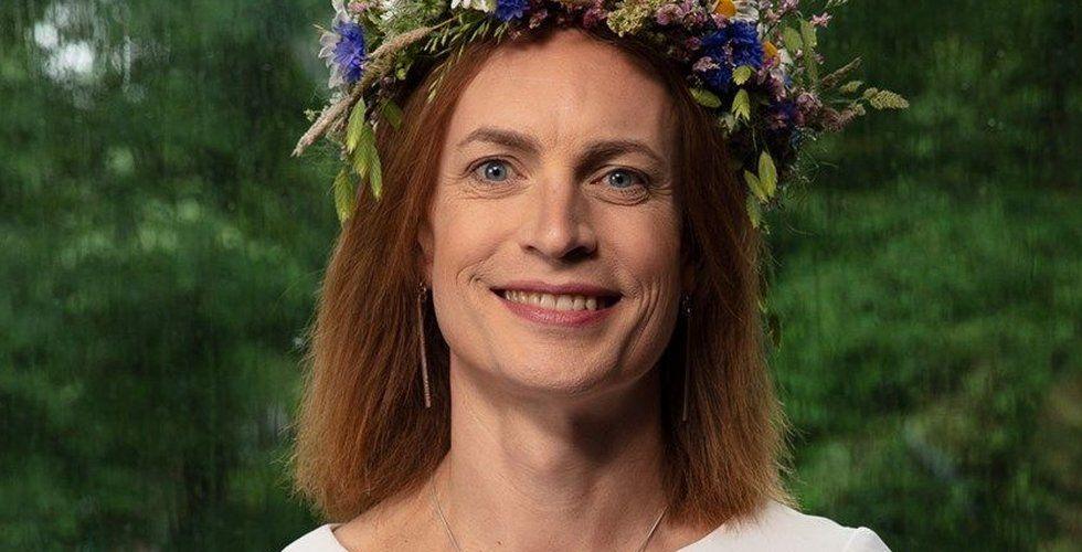 """Caroline Farberger: """"Kvinnor i näringslivet lägger band på sig"""""""