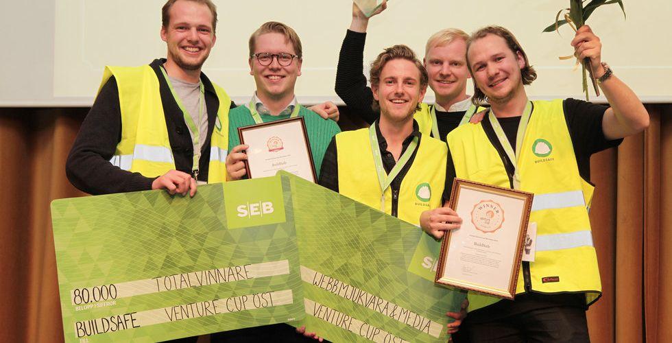 Breakit - Lovande svenska startups får dela på över en halv miljon kronor