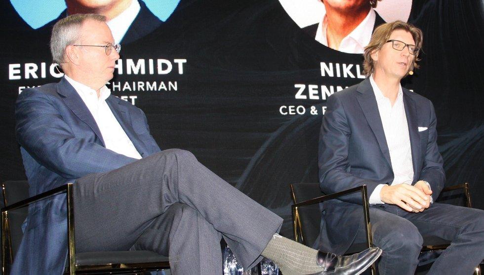 Niklas Zennström: Entreprenörer kommer att lösa jordens problem