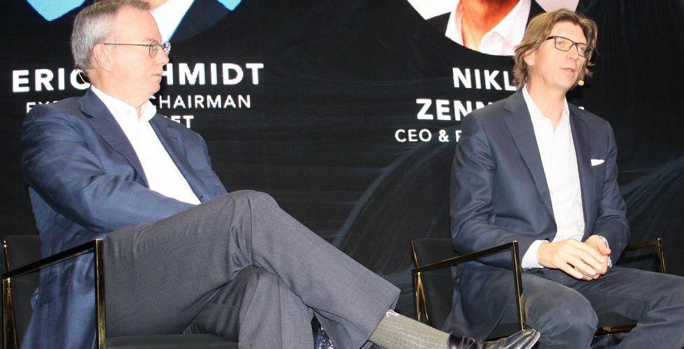 Breakit - Niklas Zennström: Entreprenörer kommer att lösa jordens problem