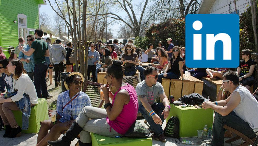 Breakit - Hetaste bolagen på Linkedin – Spotify kniper en plats på pallen