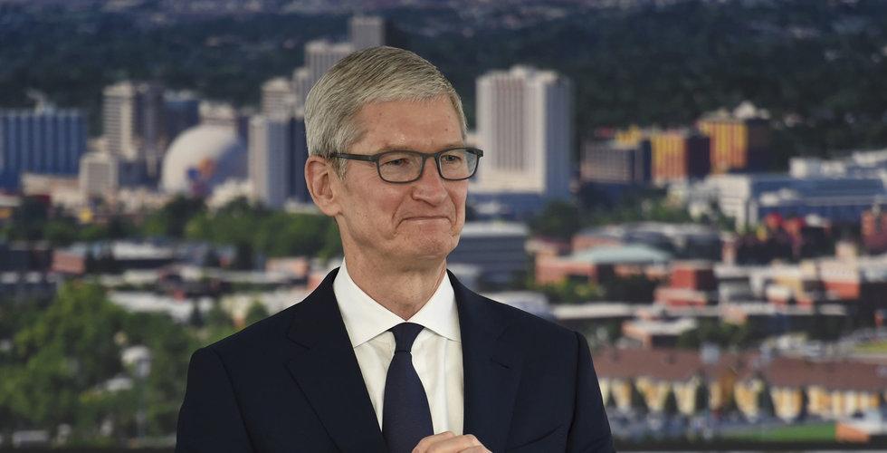 Breakit - Apples vd ville inte svara på fråga om höjd utdelning